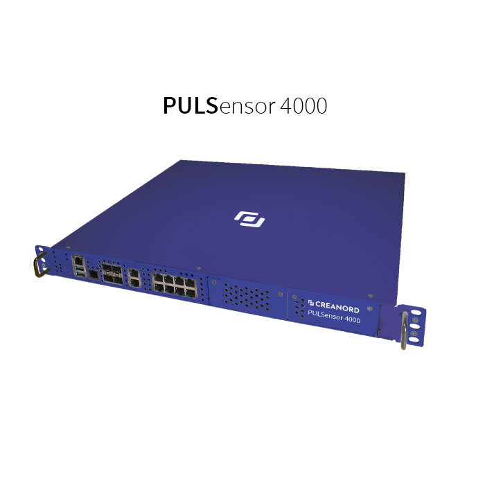 PULSensor Appliance 4000 side